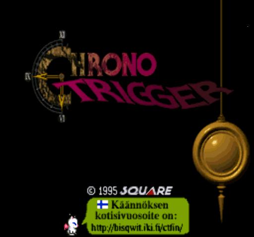 Chronofin logo