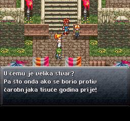Chrono Trigger translation development system